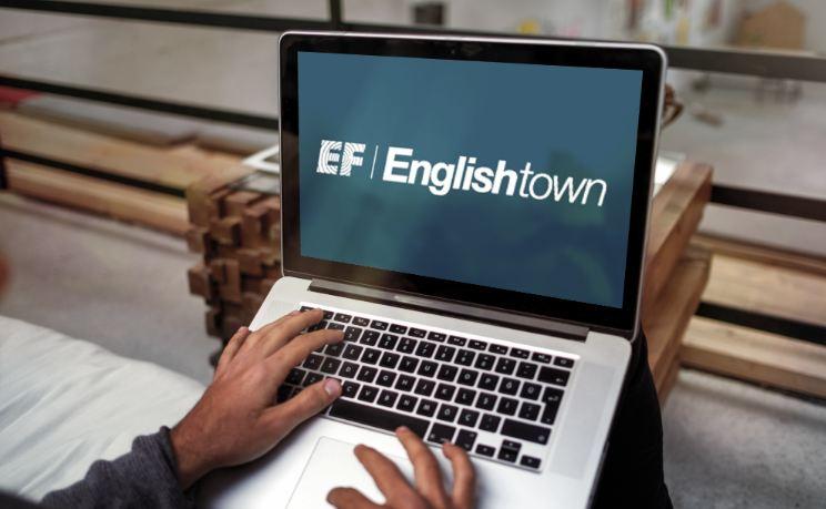 Học ngoại ngữ với phần mềm English Town