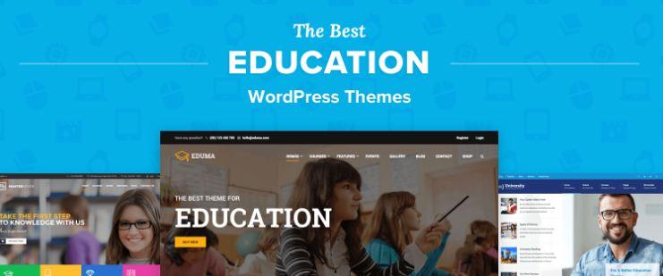 Top 10 mẫu website trung tâm ngoại ngữ - giáo dục 2019