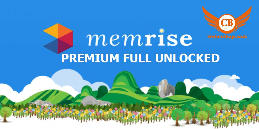 Memrise là phần mềm sở hữu rất nhiều tính năng đặc biệt.