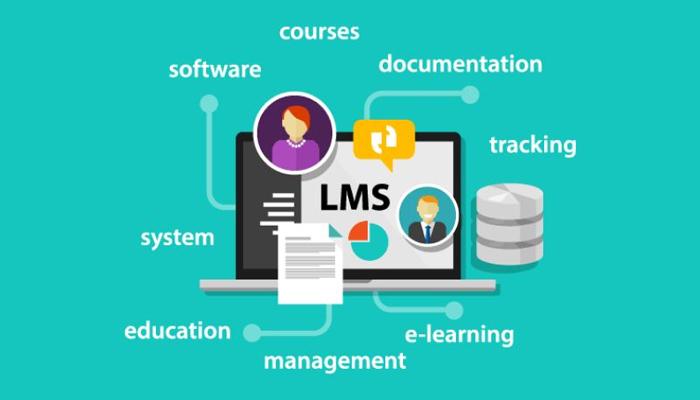 Những thành phần chính của hệ thống E-learning